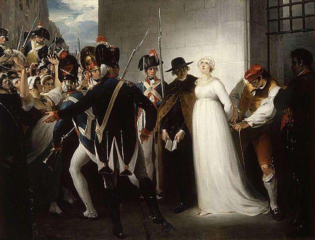 Juicio de María Antonieta de Austria