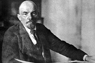 Entrada de Lenin a Rusia