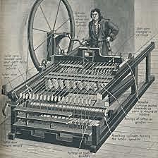 Invención de la Spinning Jenny
