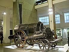 Locomotora de George Stepsom