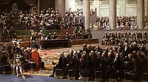 Inauguración de sesiones de los Estados Generales
