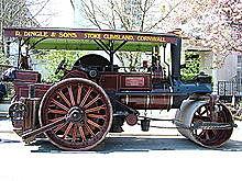 El motor a vapor se usa por primera vez en Europa