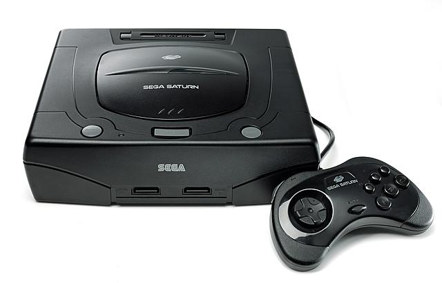 Sega Saturn (32 bits)