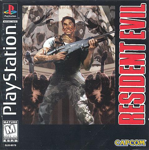 Resident Evil para Playstation