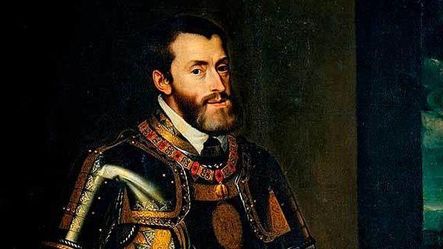 Elección de Carlos I como heredero de la casa Austria