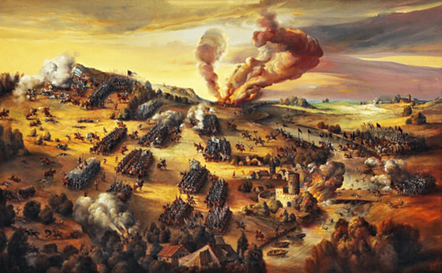 Batalla de Mühlberg