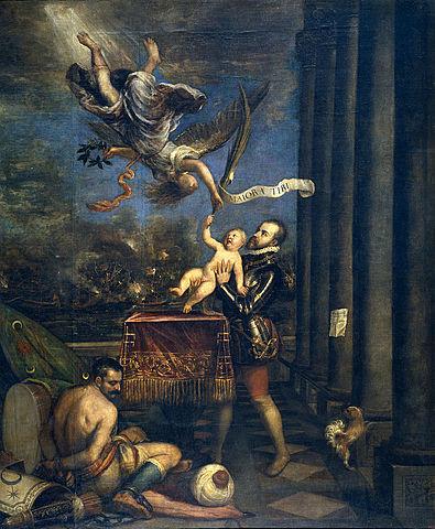 La herencia de Felipe II