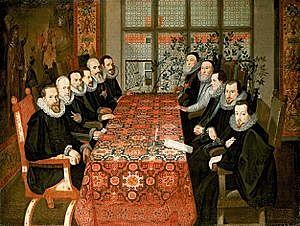 Se firma la paz con Inglaterra