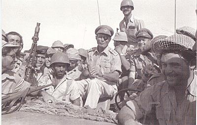 1948-1958 לאומי מלחמת סיני