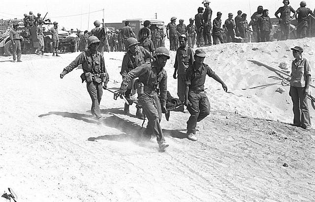 1968-1978  לאומי מלחמת יום כיפור