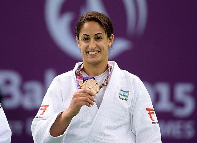 2008-2018 לאומי ירדן ג'רבי זוכה במדליית ארד