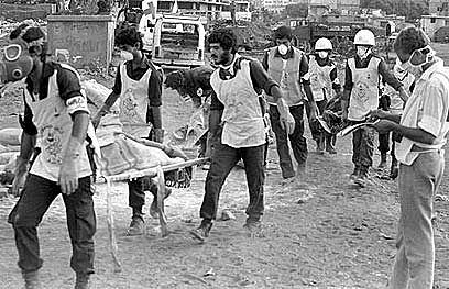 1978-1988 עולמי מלחמת האזרחים בלבנון