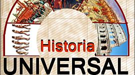 Hitos importantes en la Historia Universal timeline