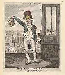 Louis XVI is beheaded