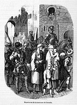 La revuelta de los moriscos en las Alpujarras