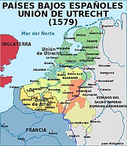 Oposición de los calvinistas a Felipe II y aparición de Provincias Unidas
