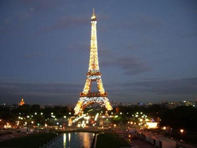 Una visita a París