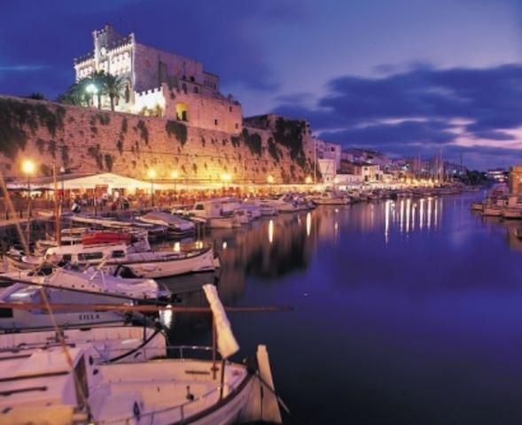 El primer viatge a Menorca