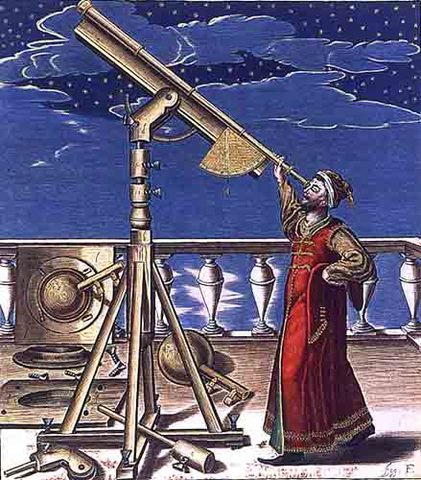 Ancient Greek Astronomy (648BC)