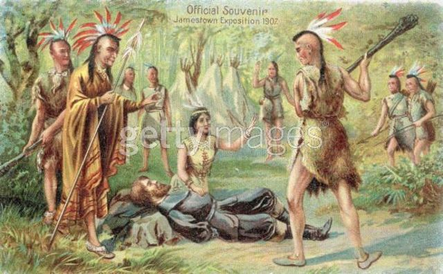first indian encounter