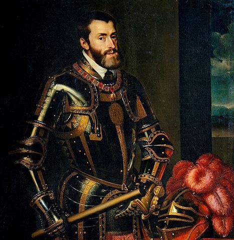 Proclamado emperador del Sacro Imperio Romano Germánico
