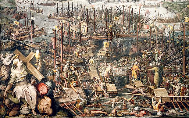 Lucha por el control del mediterráneo