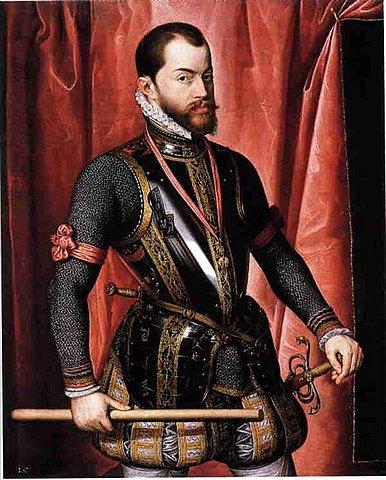 Felipe II se convierte en rey de Portugal
