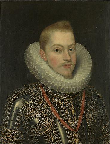 Fallecimiento Felipe III