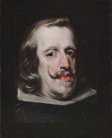 Fallecimiento Felipe IV