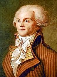 Robespierre is beheaded