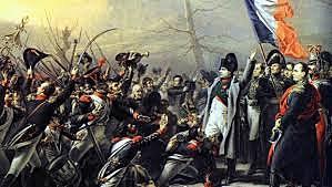 Napoleon returns to Elba