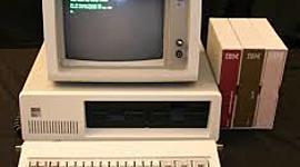 Эволюция устройства вычислительной машины timeline