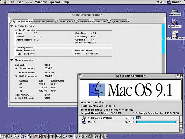 Nace Mac OS