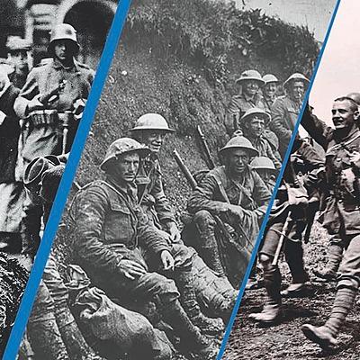 1. Verdenskrig timeline