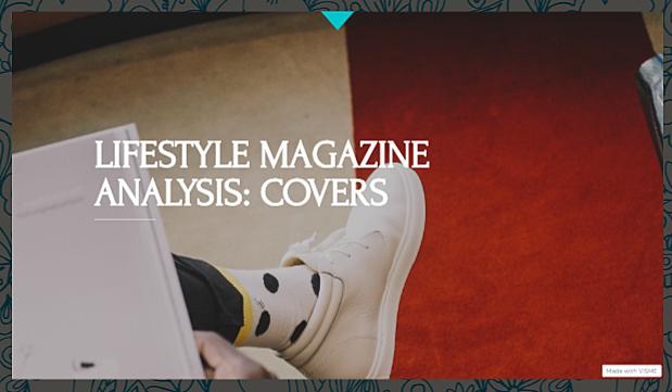 Theory: Analysis of Lifestyle Magazines