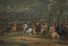 La Batalla de Rocroi
