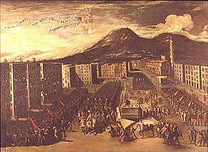 La revuelta antiespañola en Nápoles