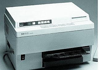 Impresora A Chorro De Tinta
