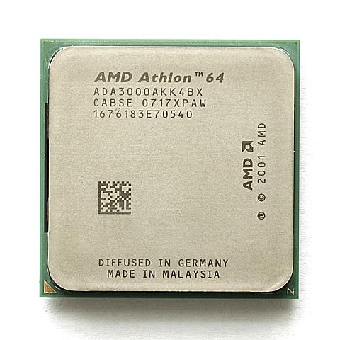 Athlon 64 de AMD