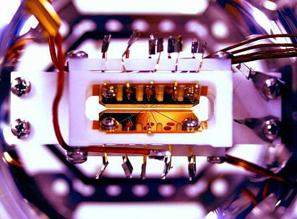 Primer ordenador cuántico reprogrammable