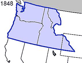 Oregon territory (Oregon)
