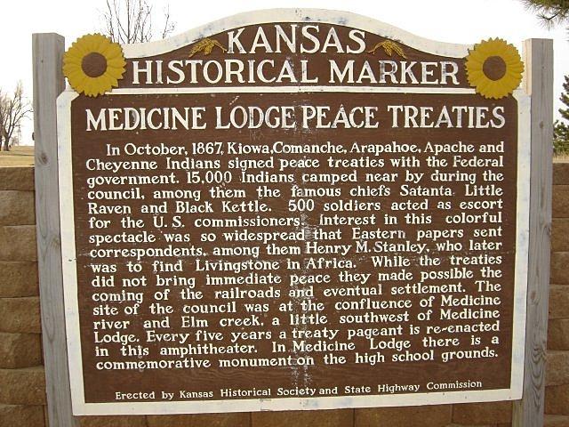 Medicine Lodge Treaty (Native Americans)
