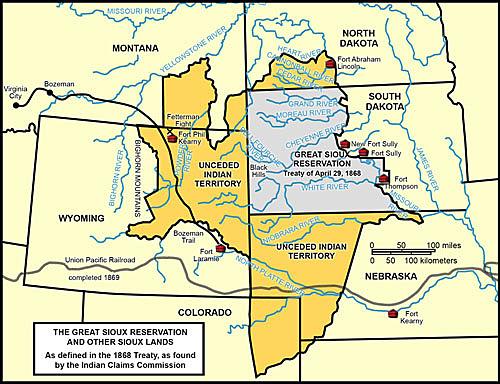 Treaty of Fort Laramie (Native Americans)