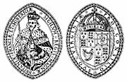 London Company sailed for Jamestown