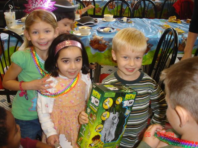 Dalia's 4th Birthday