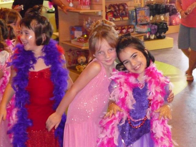 Dalia's fifth Birthday