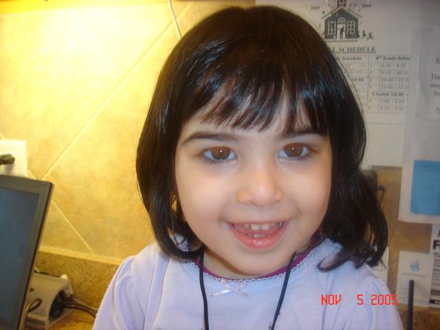 Dalia's first Birthday