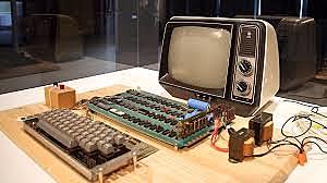 primeras apariciones de jobs en apple computer