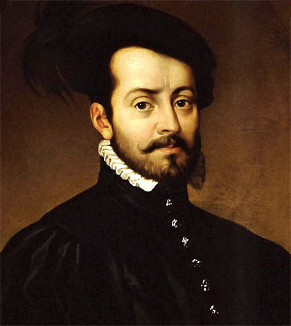 HERNÁN CORTÉS EN LA NUEVA ESPAÑA (SIGLO XVI).
