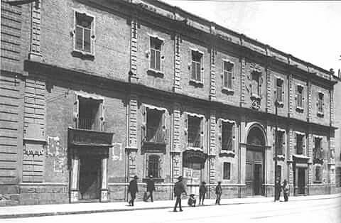 HOSPITALES DEL SIGLO XVII.